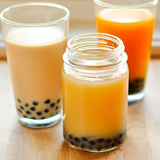 How-To: Make Bubble Tea