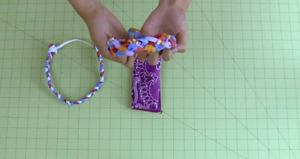 Video: DIY Rope Headband