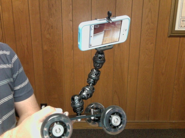 Tool Review: iStabilizer Smartphone Dolly