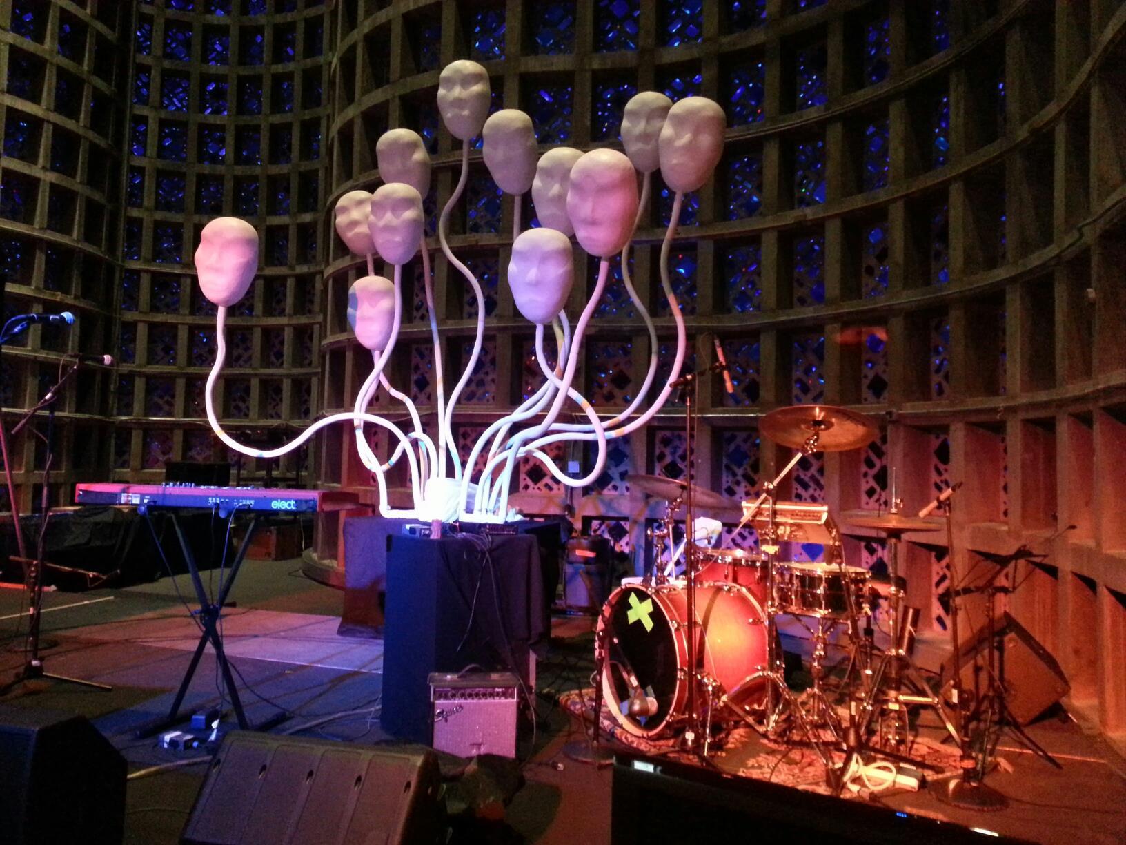 Maker Faire New York: Lumiphonic Creature Choir