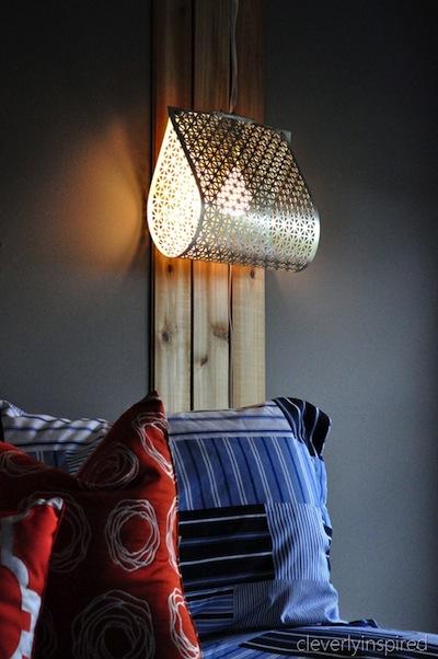 How-To: Scrap Metal Lamp