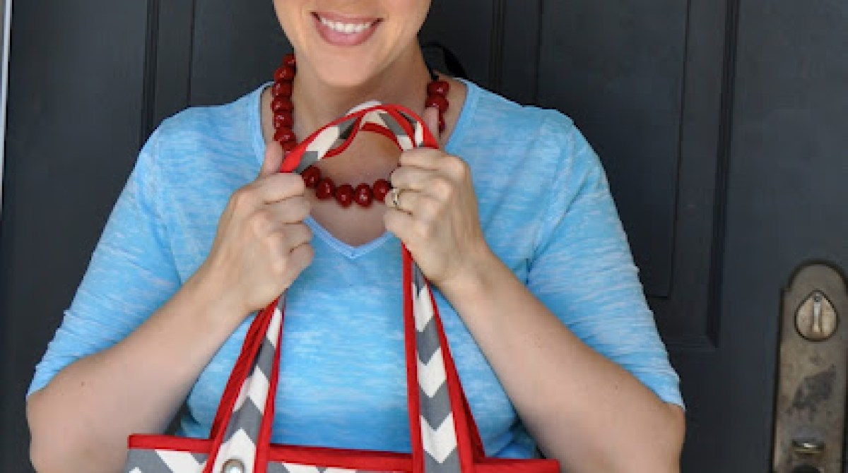 How-To: Zigzag Tote Bag