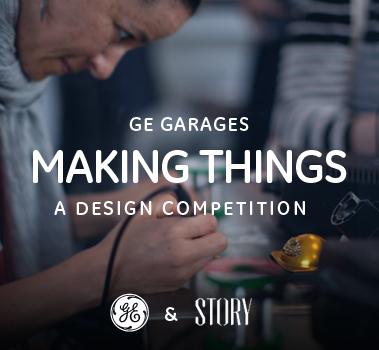 """GE Garages' K """"Making Things"""" Challenge"""