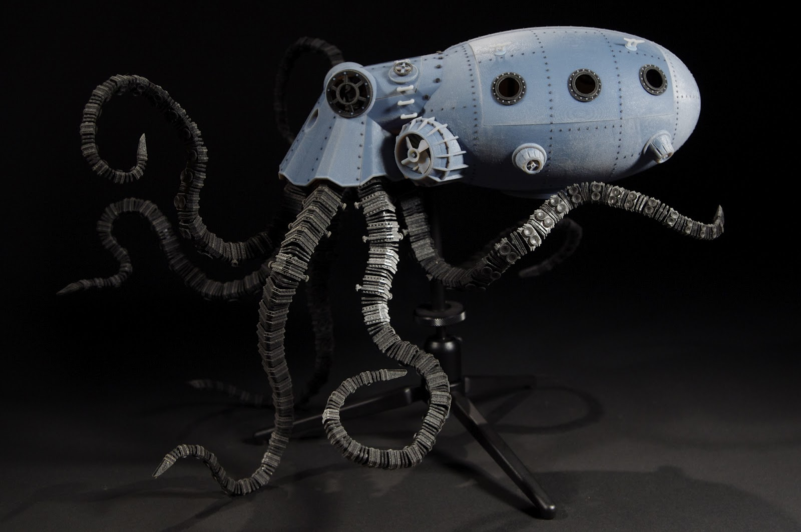 Maker Faire New York: Octopod Interview