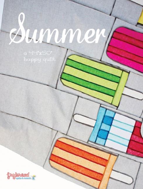 Summer Popsicle Quilt