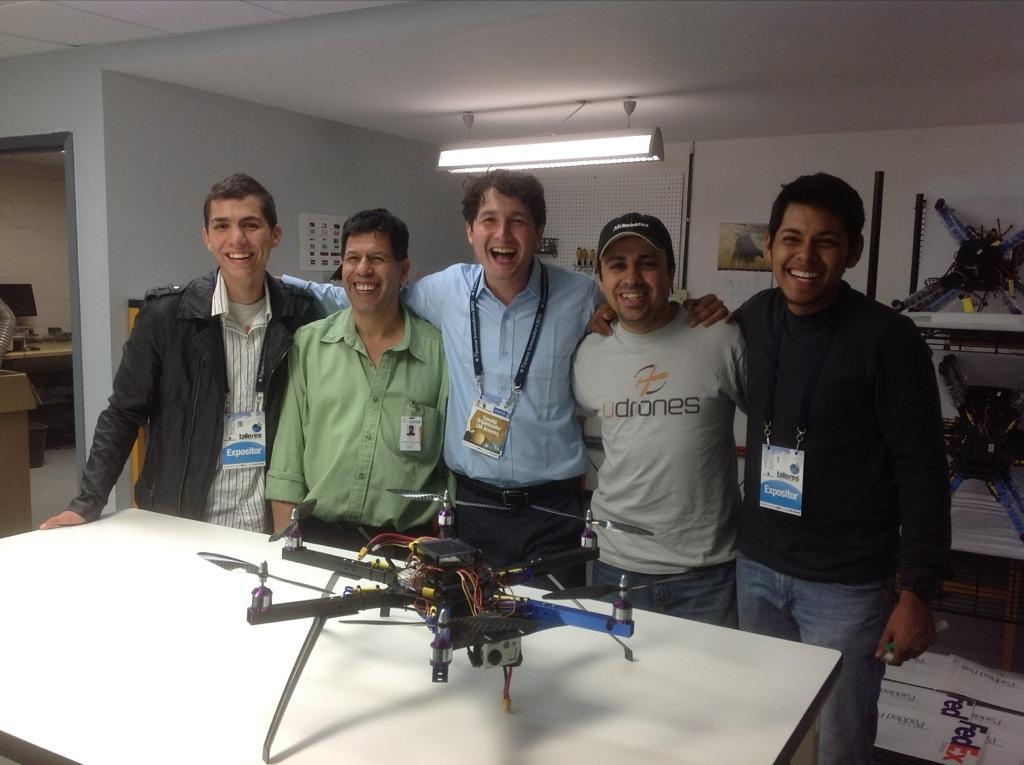 Making Drones in Tijuana