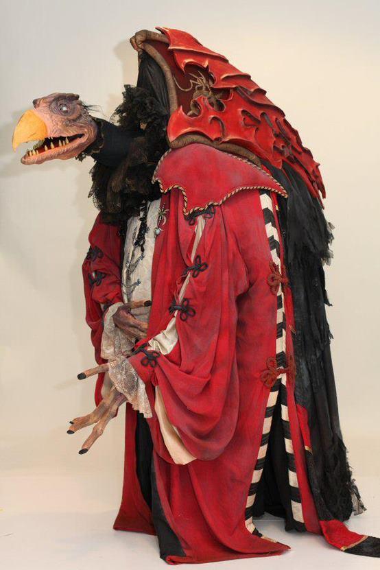 Astounding Dark Crystal Costume