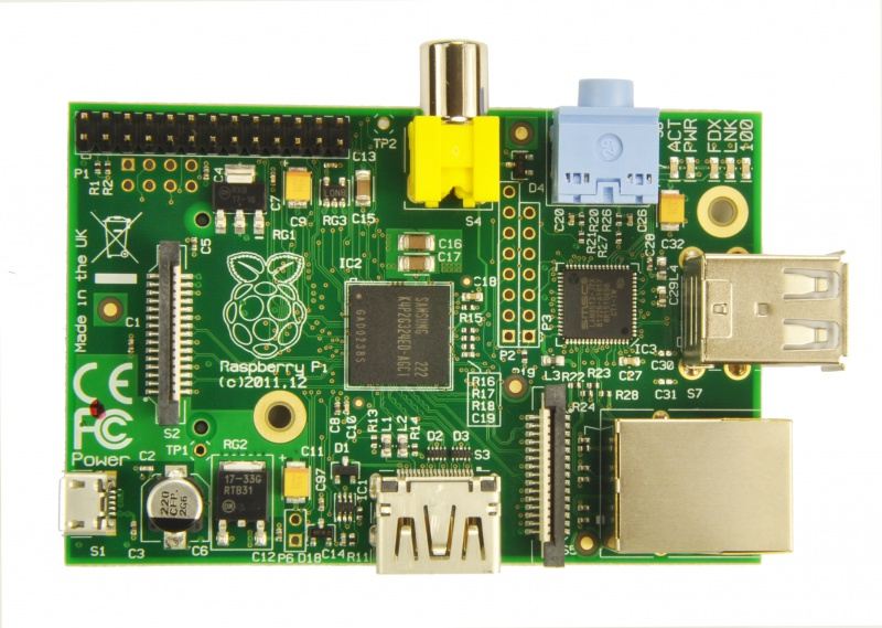 Maker Shed Now Shipping 512MB Raspberry Pis!