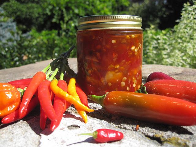 Chile Pepper Sambal Recipe