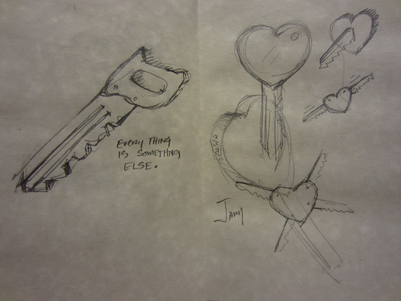 DiResta: Heart Key
