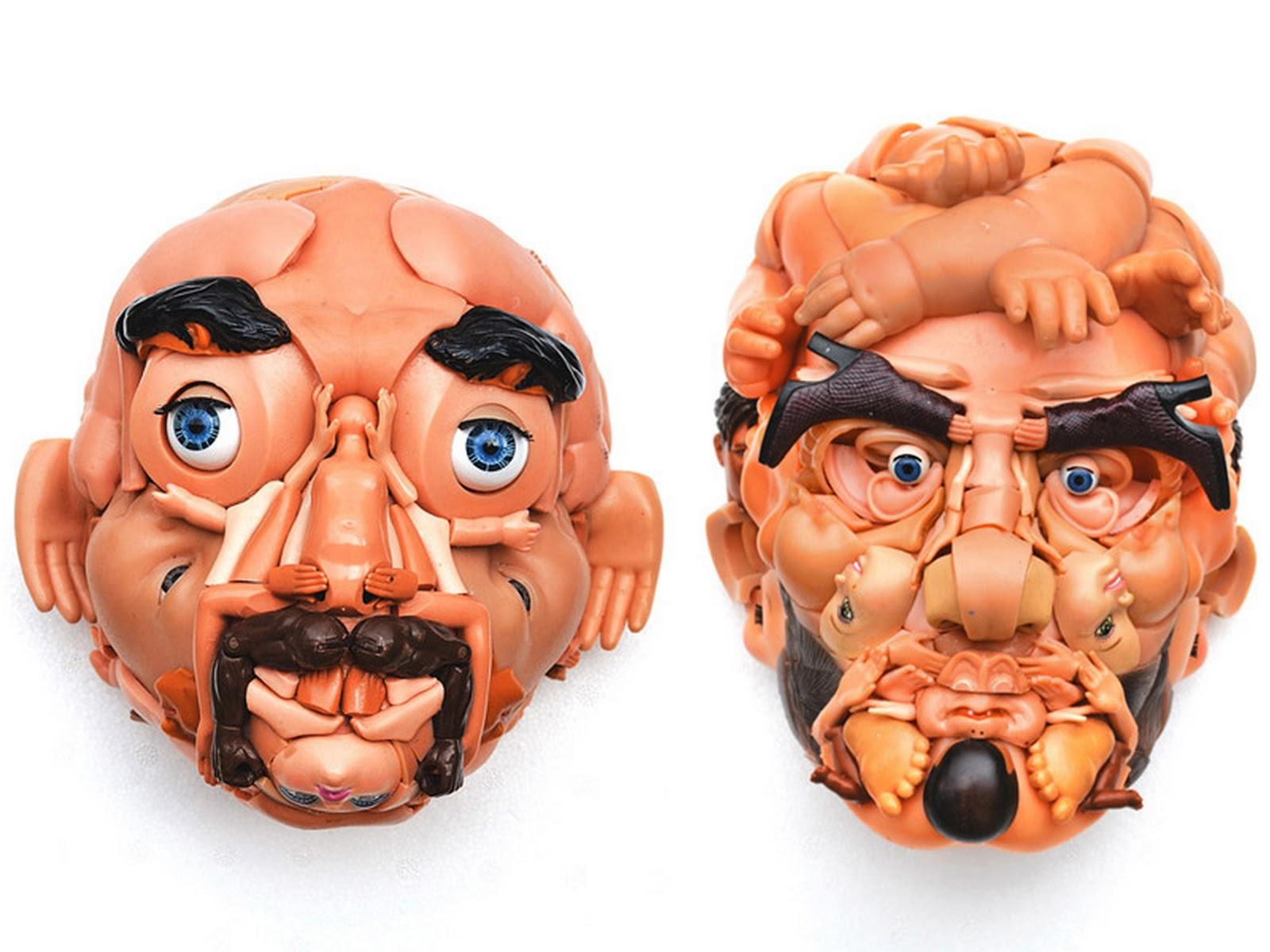The Toy Sculptures of Freya Jobbins