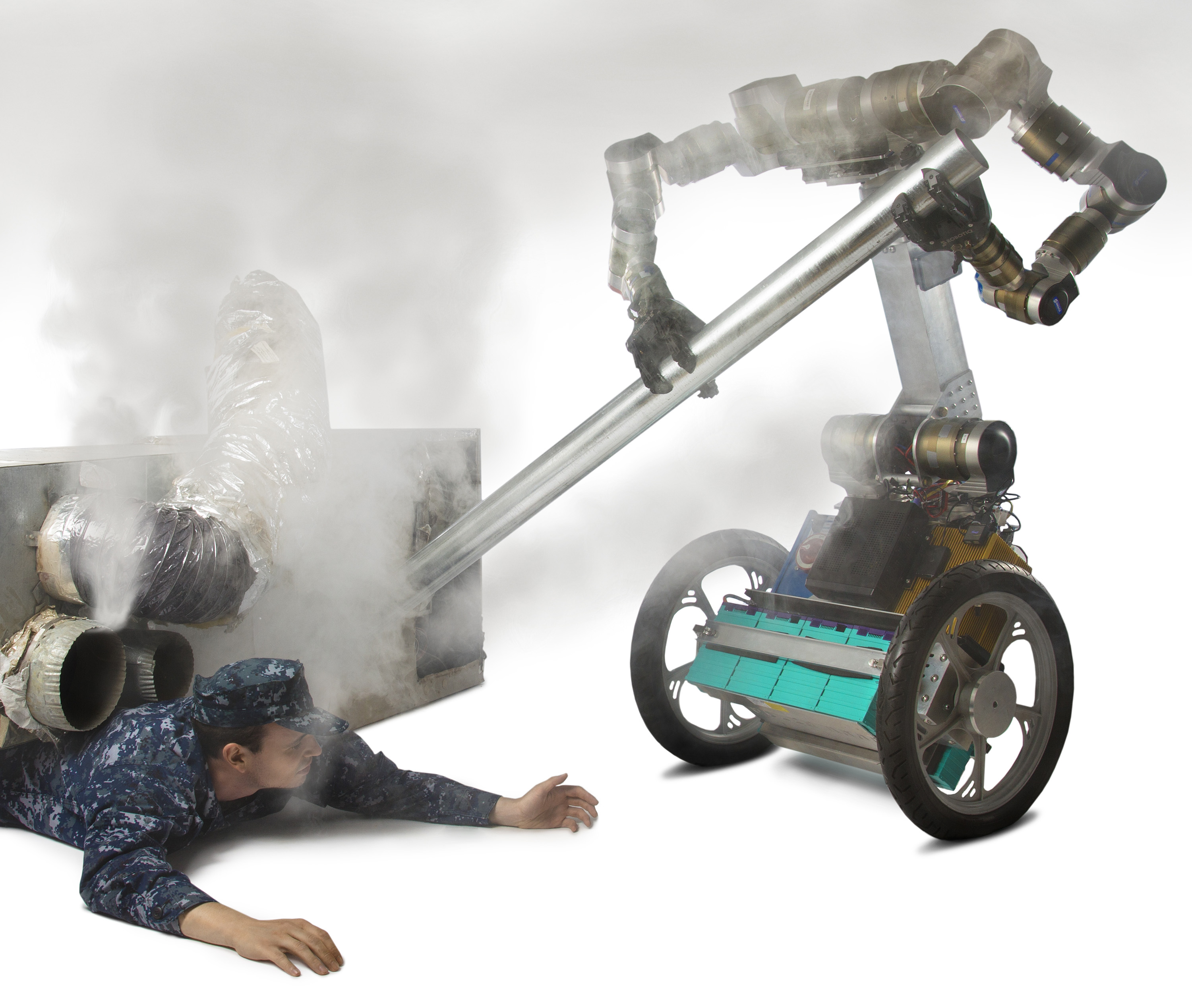 Georgia Tech's MacGyver Bot Will Use Found Objects to Solve Problems