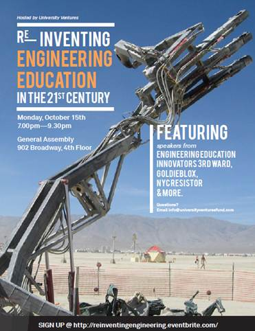 Reinventing Engineering Education in the 21st Century