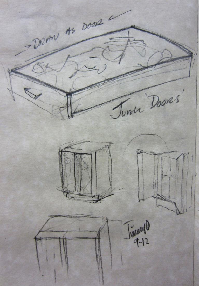 DiResta: Junk Doors