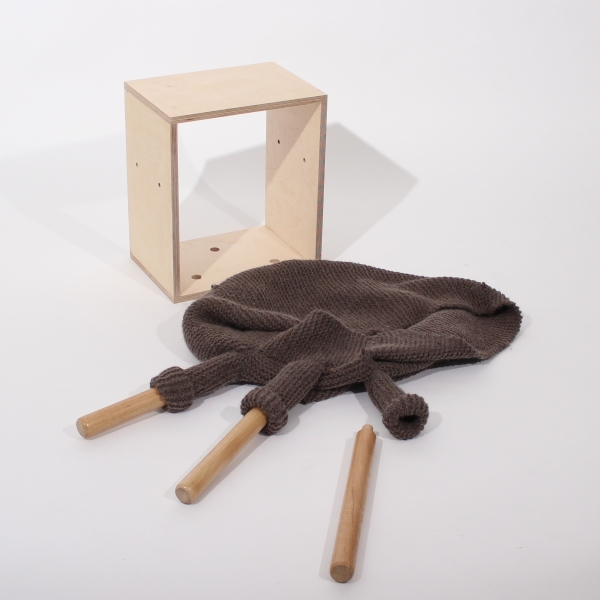 Knitting and Furniture Design