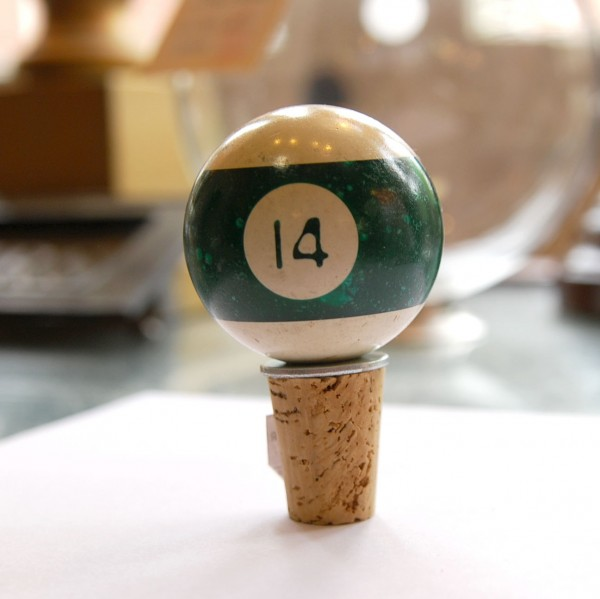 Creative Reuse of Billiard Balls