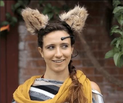 Mind-powered Animal Ears