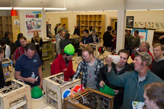 MAKE's First International Maker Meetup a Success!