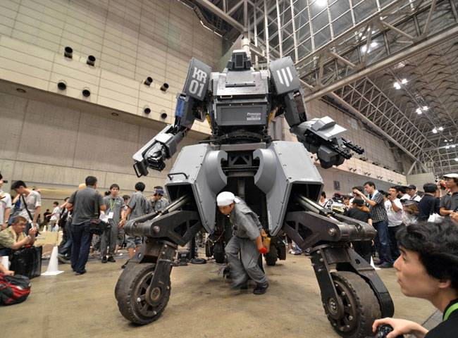 Get Ready Tokyo: Maker Faire is Coming!