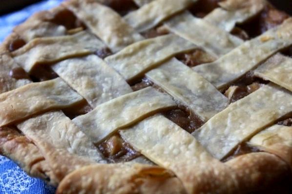 Flashback: Apple Pie, Three Ways