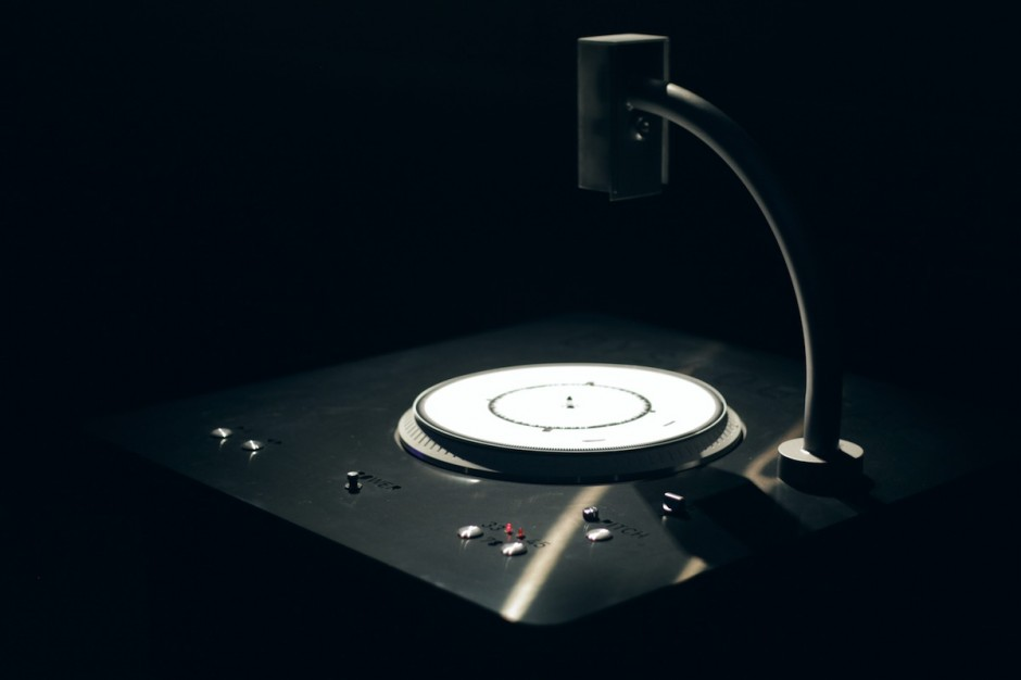 Write-on Record Player Turns Doodles into Music