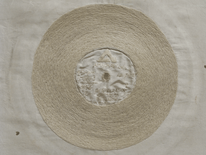 Embroidered Records