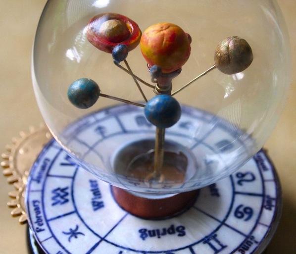 How-To: Mini Revolving Solar System