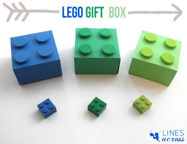 How-To: LEGO Gift Boxes   Make: