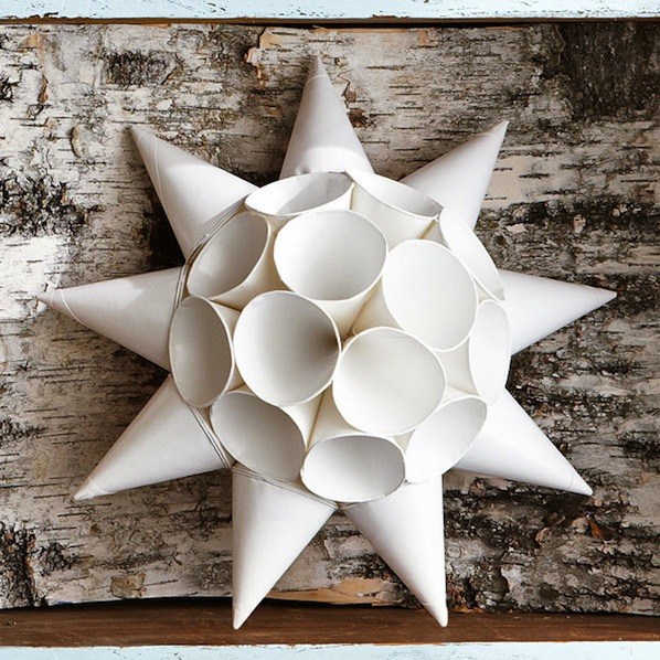 How-To: Giant Water Cooler Cup Star