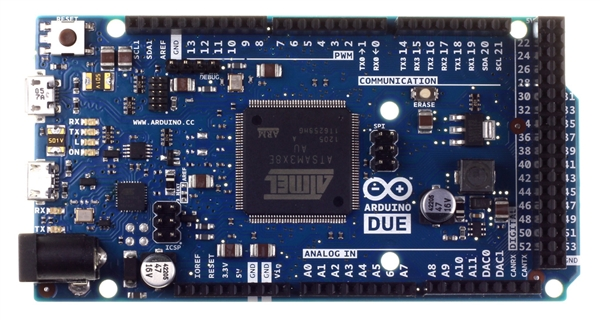 New in the Maker Shed: Arduino Due