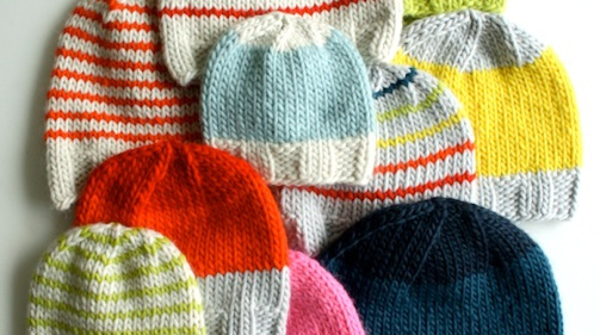 How-To: Knitted Hats for the Whole Family   Make: