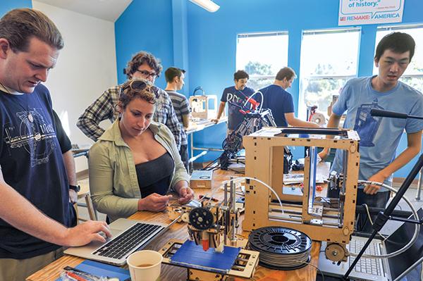 First International Maker Meetup, on 3D Printing, Nov 15