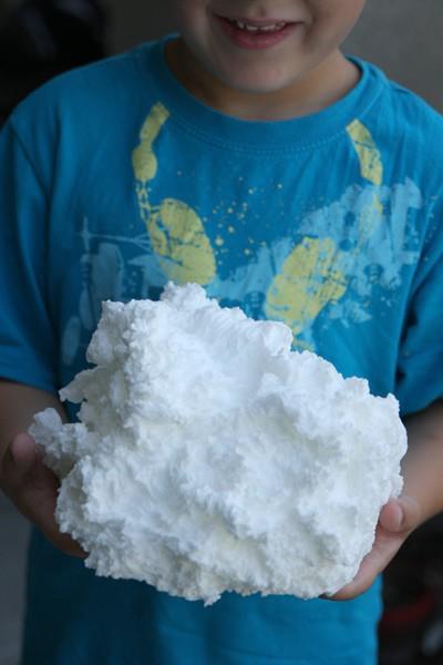 How-To: Make Soap Foam