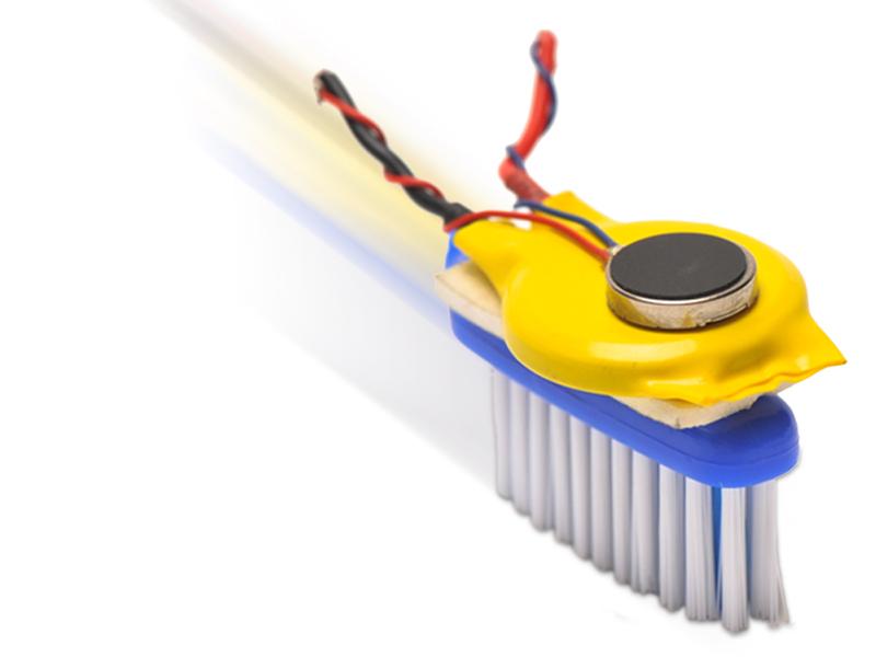 Building BrushBot Kits