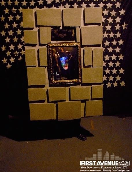 Magic Mirror Costume
