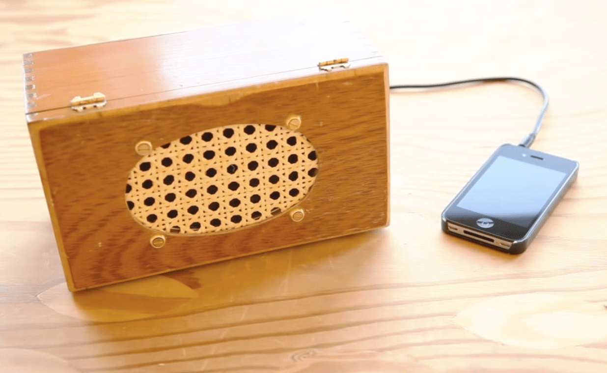 Weekend Projects – MonoBox Powered Speaker