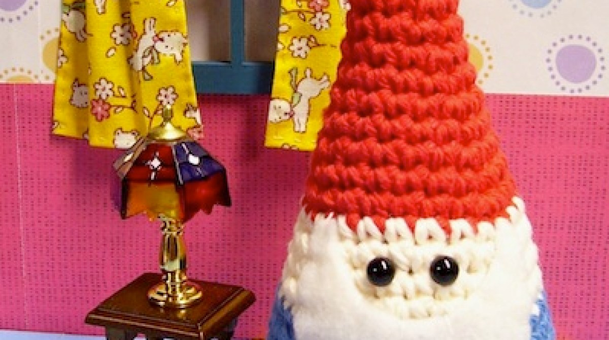 How-To: Amigurumi Crocheted Gnome Pattern