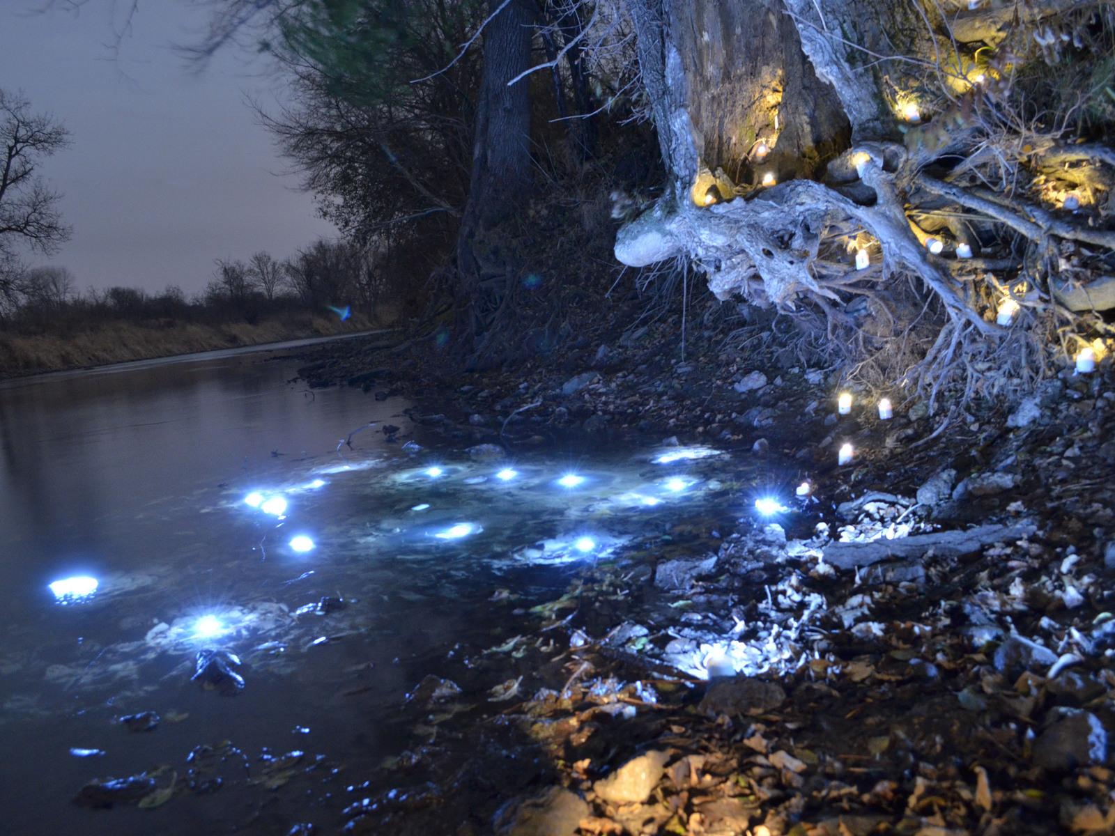 Eternal Flame Indestructible LED Lantern