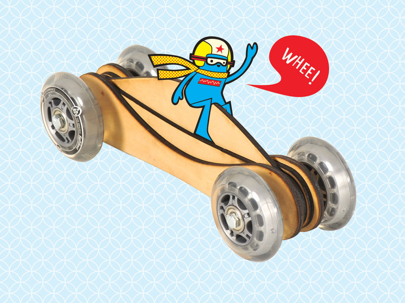 How to Make a Toy Car How to Make a Toy Car new pics