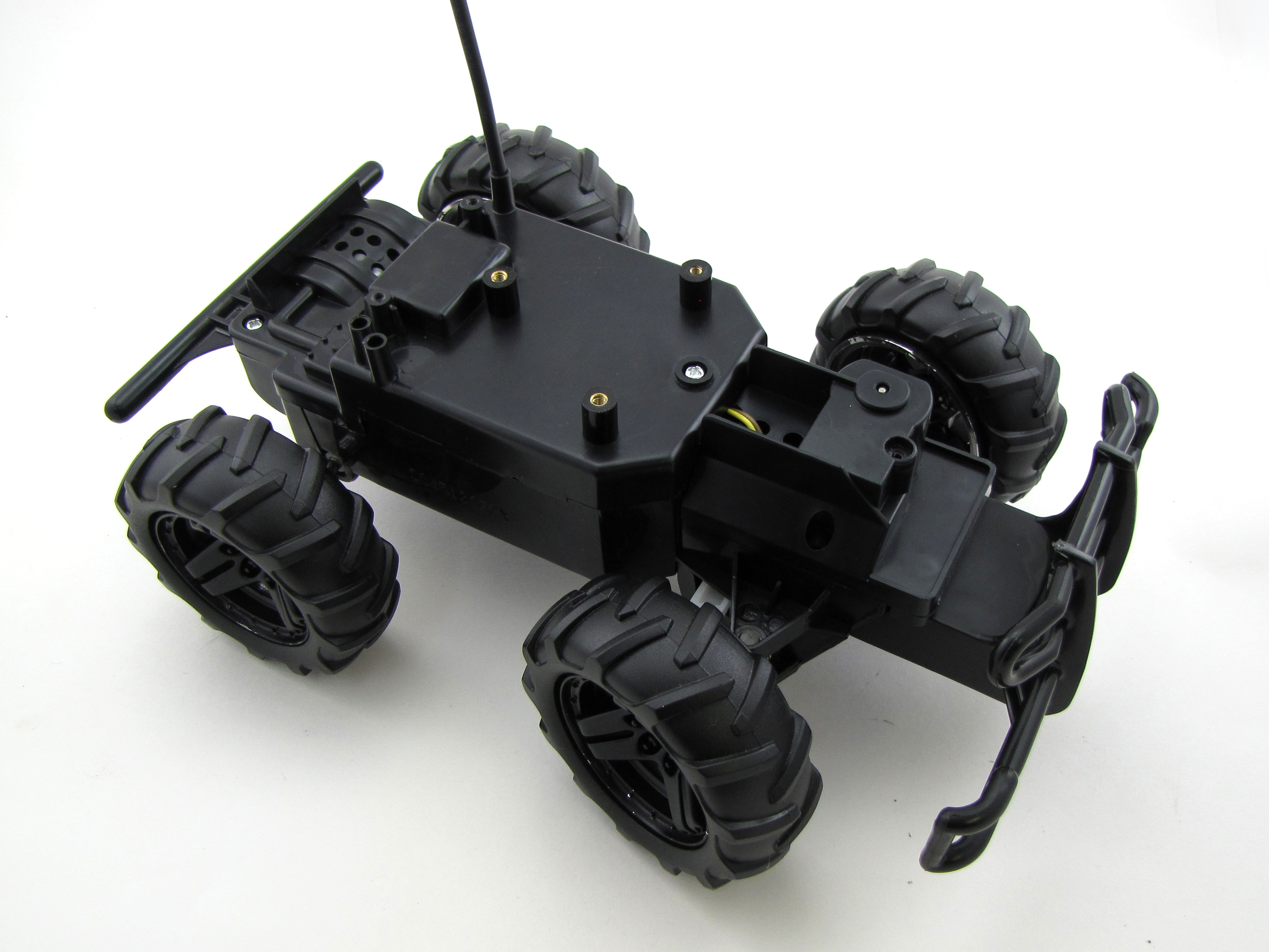 Mod a Mini Rover with Weekend Projects