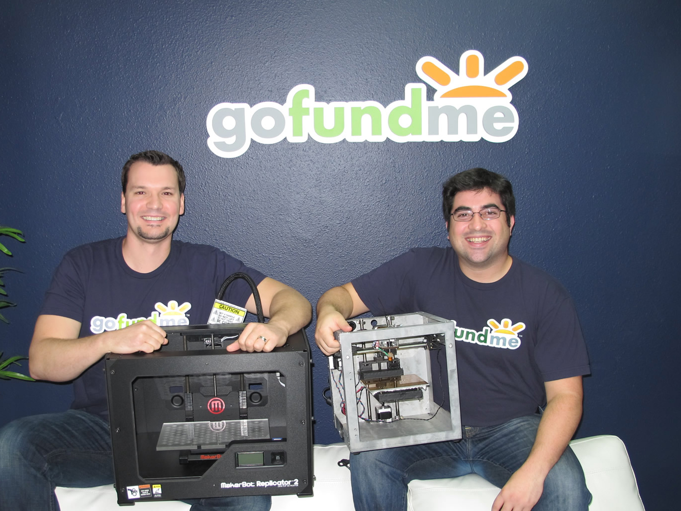 The Makers Behind GoFundMe
