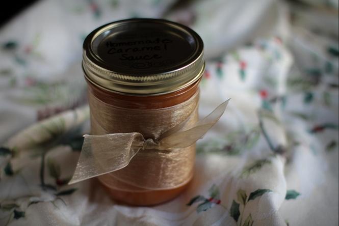 DIY Caramel Sauce