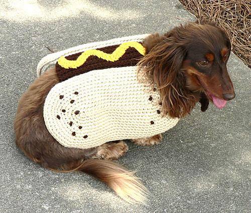 Hot Dog Coat