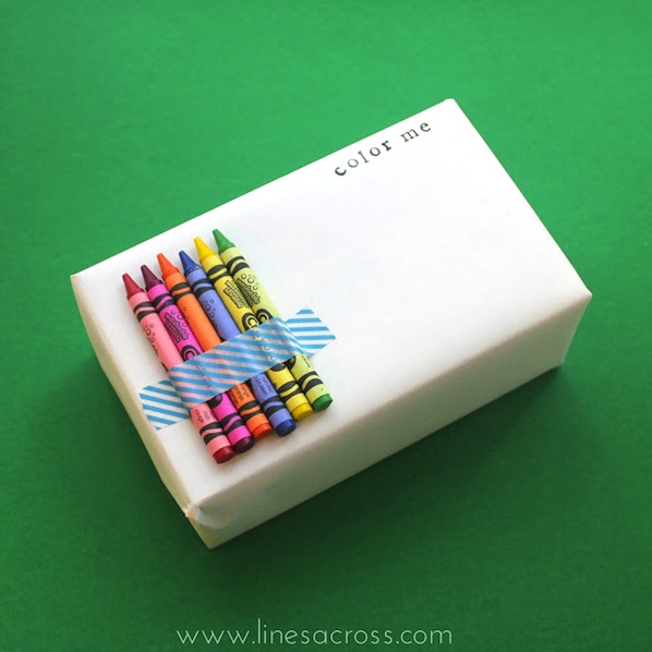 Interactive Gift Wrap Ideas