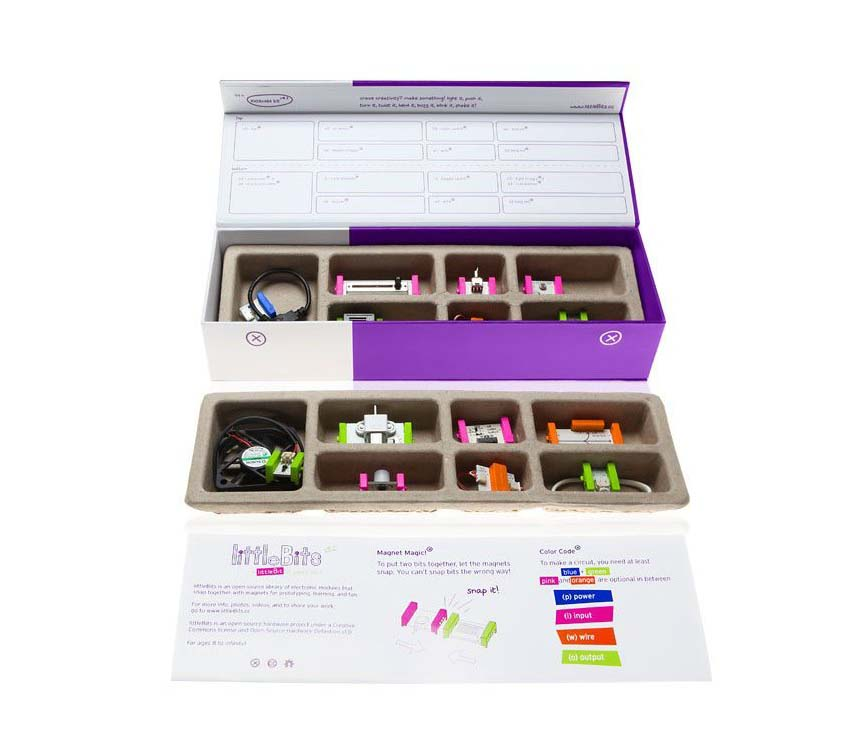 Littlebits Extended Kits – Just in Time for the Holidays