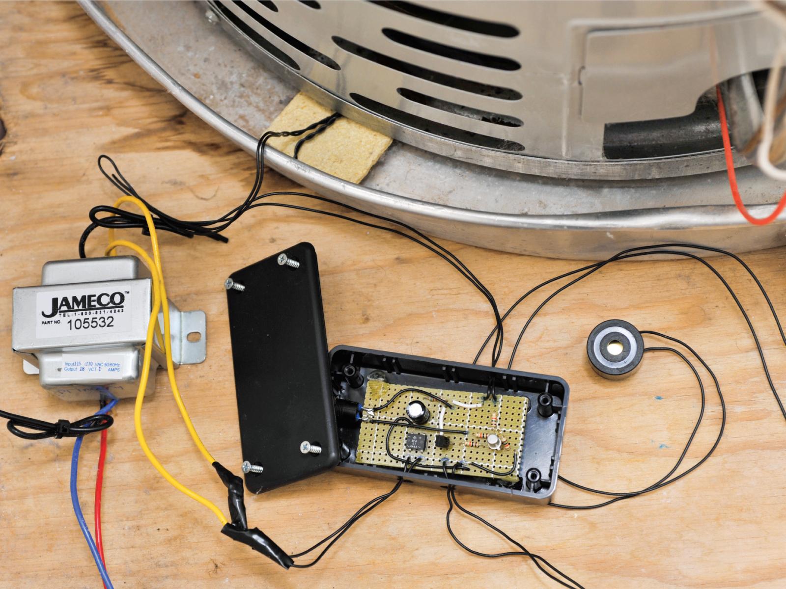 Water Leak Detector Make