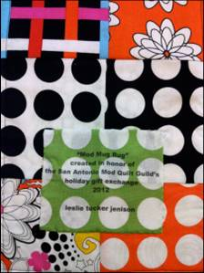 All About Quilt Labels