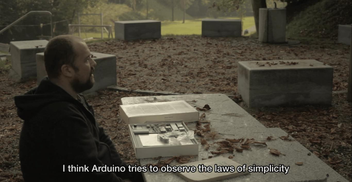 Wired Italy's Video Profile of Arduino Co-Creator Massimo Banzi