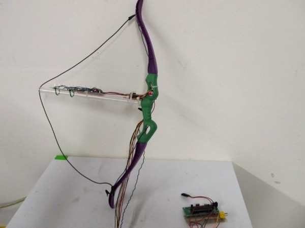 Cornell Students Create Virtual Archery Game