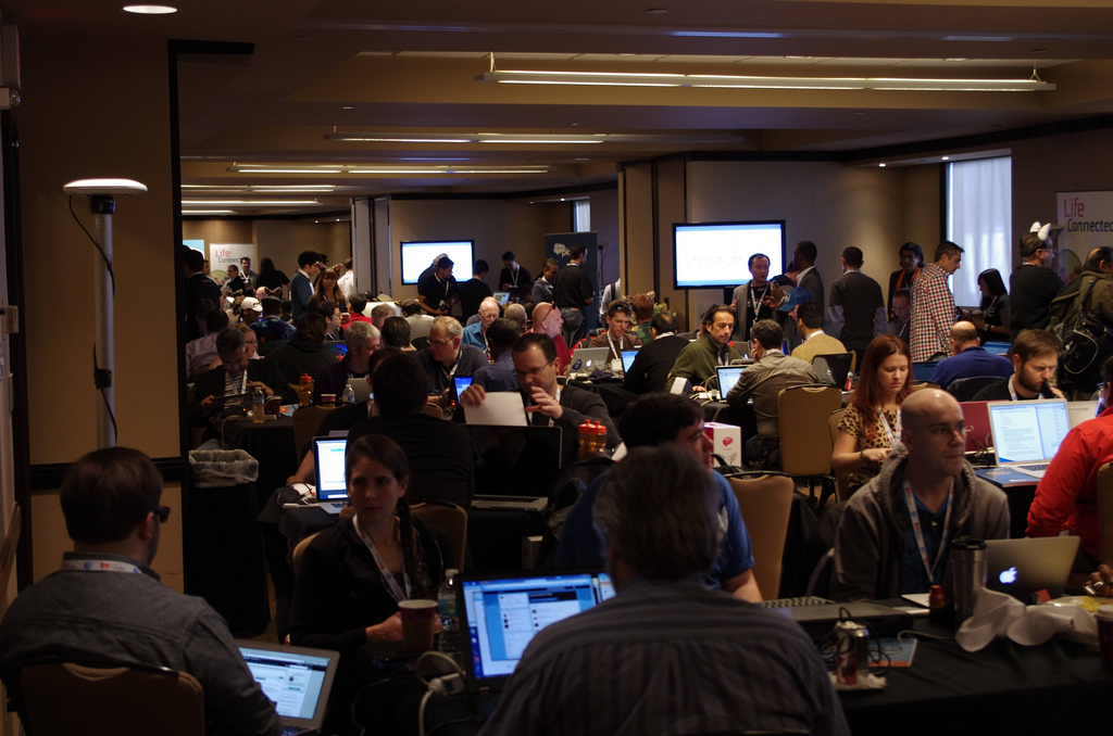 Results from Arduino Hackathon at AT&T's 2013 Developer Summit